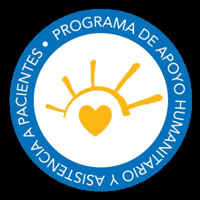 Fundacancer - Logo programa de apoyo humanitario