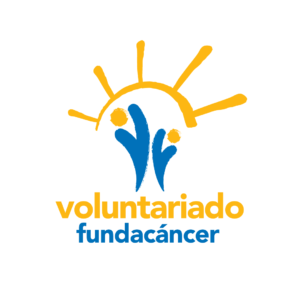 Logo Voluntariado Fundacáncer